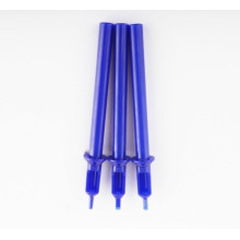 2014 Professional New Plastic Blue Disposable Tattoo Tips (HB7-3-1)