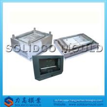 plastic TV set mould, TV cover mold, injection TV mould