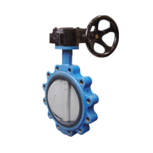 Cast Iron Lug Type Butterfly Valve Pn16