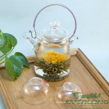 100% artesanal flor artística chá de florescência (BT001)