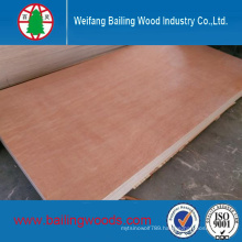 Furniture Grade Poplar Core Plywood at Hot Sale