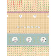 2015 new designs cotton bed sheets