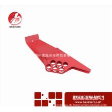 Wenzhou BAODSAFE BDS-F8603 Vierteldrehkugelhahn-Verriegelungs-Sicherheitsschloss 6.35mm-25.4mm