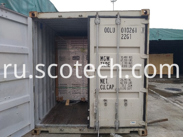 dry type transformer shipping