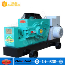 Straight thread steel bar cutter steel bar shearing machine