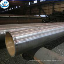 Propriedades do material de teste do moinho de tubos de aço carbono j55