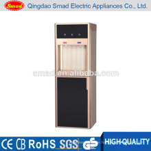 Stainless steel POU water dispenser with RO system