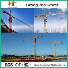 High Quality CE Certified Tower Crane Qtz63