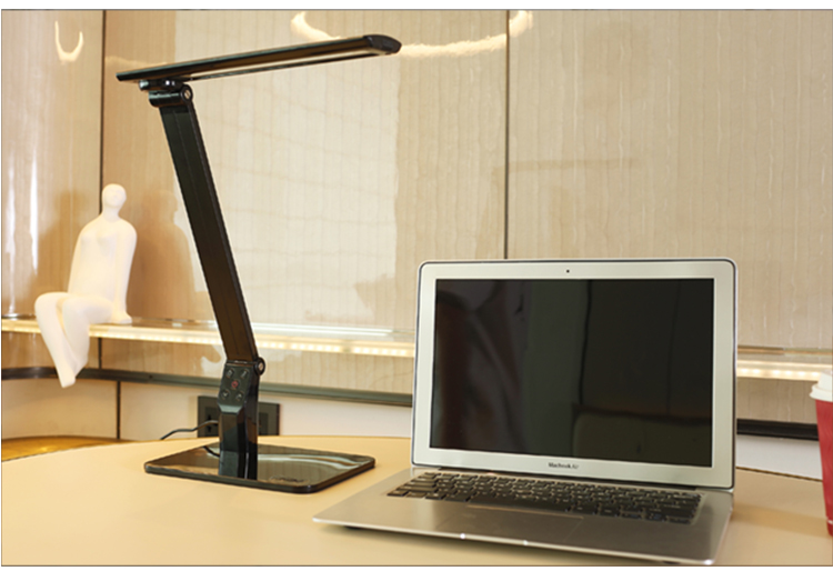 Touch Dimmer Folding Led Desk Lamp