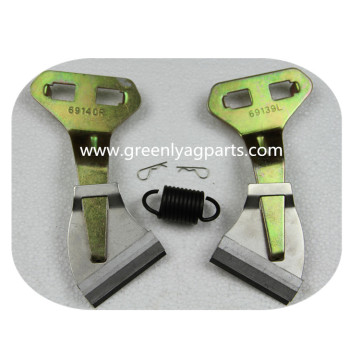 Kit de raspador de carboneto John Deere Tungston AA62559K