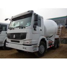 6x4 Sinotruk HOWO Concrete Mixer Truck