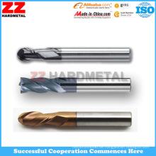 Chinesisch geliefert K40 Vollhartmetallfräser für die Formbearbeitung