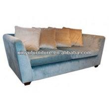 modern apartment sofa with pillows XY3470