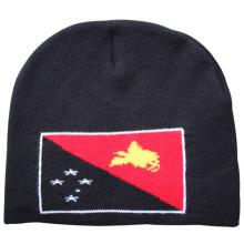 Men \ u0026 moda acrílico malha de esqui de inverno esportes beanie hat (yky3118)
