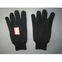 10oz braun Jersey Liner Baumwolle Arbeitshandschuh (2101)