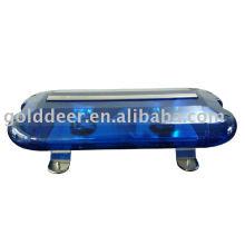 35W Blue Mini Light Bar/ Ambulance Rotating Warning Lightbar (TBD04651)