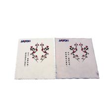 Paños de limpieza de gafas de microfibra de venta caliente
