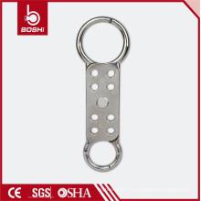 Cuello de cerradura de aluminio de doble final de la acción de la tijera (BD-K61)