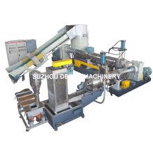 A máquina de peletização plástica reciclada PE dos PP os mais novos