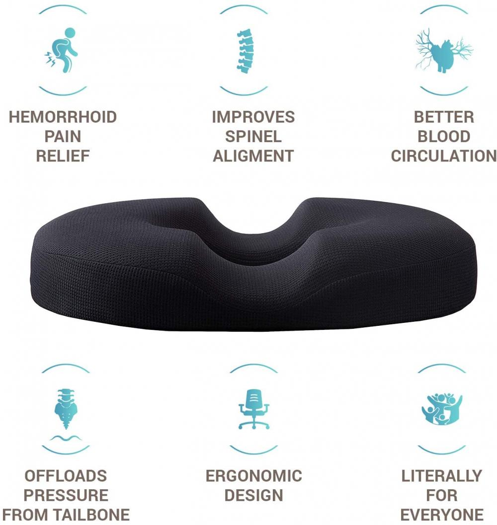 Foam Seat Cushion For Office Chair