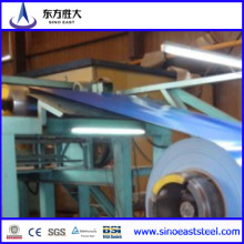 Yellow Color Steel Coil