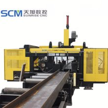 CNC Drilling Machine untuk H Beams