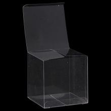 Пользовательские пластиковый пакет из ПВХ прозрачные подарочные коробки