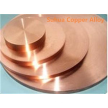 C18200 Copper Alloy for Resistance Welding Wheels