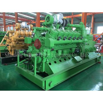 500kw AC Three Phase Coal Gas Generator Set Price