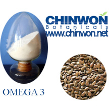 Fatty Acids Flaxseed Oil Powder Omega 3