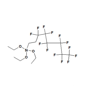 1h, 1h, 2h, 2h-Perfluorooctyltriethoxysilane CAS No. 51851-37-7