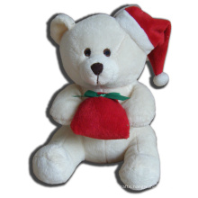 ICTI Audited Factory delicate plush toy Christmas gift