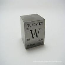 Manufacturing 1kg Pure Tungsten Cube For Desktop