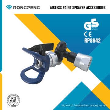 Accessoires de pulvérisateur de peinture sans air Rongpeng R8642