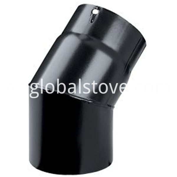 Stove Accessories 45 Degree Elbow