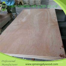 Bbcc Grade Popar ou madeira de lei núcleo 1220X2440X15mm Bintangor madeira compensada