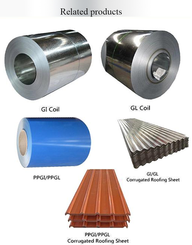 galvanized products