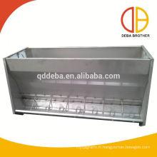 Distributeur automatique de porc en acier inoxydable