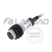 Sensor fotoelétrico de reflexão difusa plástica de Lanbao (PR18S-BC10D DC3 / 4)