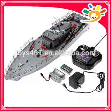 Hengtai HT-2877A 4CH Infrarot RC Kriegsschiff mit Gyro rc Schiffe zum Verkauf Modell Boot