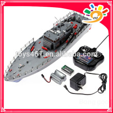 Hengtai HT-2877A 4CH Инфракрасный пульт военного боевого корабля с гироскопами rc кораблей для продажи модель лодки
