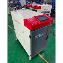 Machine de soudage laser continue à main