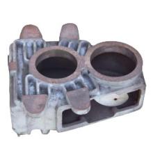 Aluminiumguss und CNC-Bearbeitungsteile für Hydraulikmaschinen
