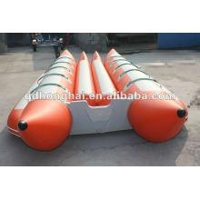 barco de banana inflável HH-B520