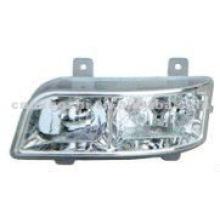 Bus Head LED Iluminação Auto iluminação 370 * 124 Bus Acessórios HC-B-1381