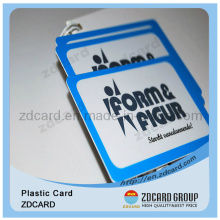 Zdcard Customized PVC Luggage Tags