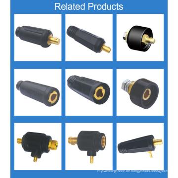 Schweißen Maschine Teile tig Kabel Stecker
