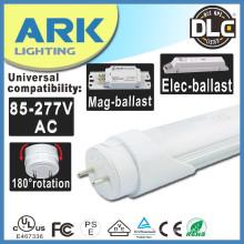 Высокая эффективная 5 лет гарантированности T8 линейных люминесцентных ламп 4 футов пробки Сид в 2 ноги для DLC ул электронный балласт перечисленных