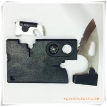 Ferramenta de bolso de ferramenta de sobrevivência ao ar livre criativa (OS18009)