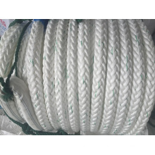 12 Strand Chemical Fiber Ropes Mooring Rope PP Rope Polyester Rope PE Rope